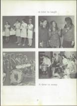 1971 Montville High School Yearbook Page 18 & 19