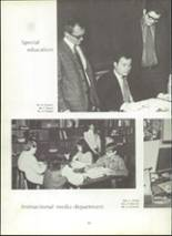 1971 Montville High School Yearbook Page 26 & 27