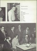 1971 Montville High School Yearbook Page 28 & 29