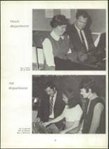 1971 Montville High School Yearbook Page 32 & 33