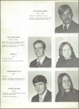 1971 Montville High School Yearbook Page 38 & 39