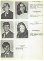 1971 Montville High School Yearbook Page 40 & 41