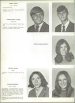1971 Montville High School Yearbook Page 42 & 43