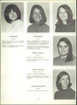 1971 Montville High School Yearbook Page 44 & 45