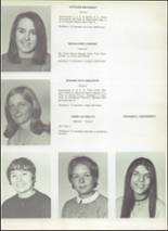 1971 Montville High School Yearbook Page 46 & 47