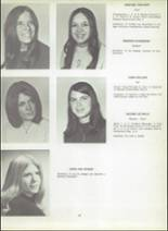 1971 Montville High School Yearbook Page 50 & 51