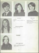 1971 Montville High School Yearbook Page 54 & 55