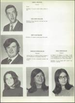 1971 Montville High School Yearbook Page 56 & 57