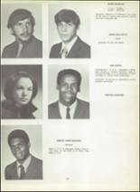 1971 Montville High School Yearbook Page 60 & 61