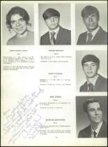 1971 Montville High School Yearbook Page 64 & 65