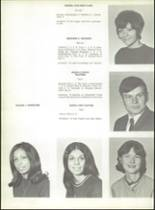 1971 Montville High School Yearbook Page 66 & 67