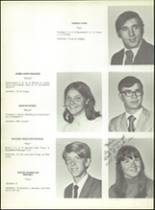 1971 Montville High School Yearbook Page 68 & 69