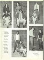 1971 Montville High School Yearbook Page 70 & 71
