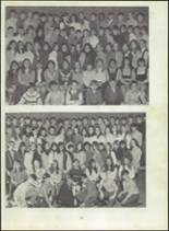 1971 Montville High School Yearbook Page 74 & 75