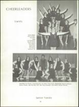 1971 Montville High School Yearbook Page 90 & 91