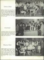 1971 Montville High School Yearbook Page 92 & 93
