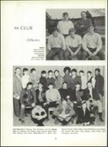 1971 Montville High School Yearbook Page 96 & 97