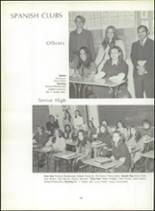 1971 Montville High School Yearbook Page 98 & 99