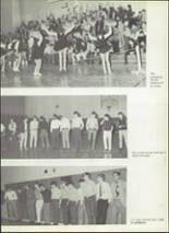 1971 Montville High School Yearbook Page 110 & 111