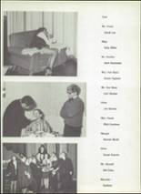 1971 Montville High School Yearbook Page 112 & 113