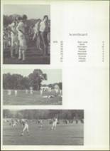1971 Montville High School Yearbook Page 128 & 129