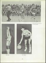 1971 Montville High School Yearbook Page 132 & 133