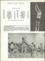 1971 Montville High School Yearbook Page 134 & 135