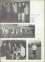 1971 Montville High School Yearbook Page 138 & 139