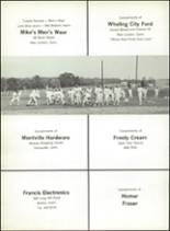 1971 Montville High School Yearbook Page 146 & 147