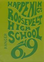 1969 Yearbook Roosevelt High School