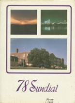 1978 Yearbook Sunset High School