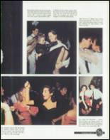 1992 Union High School Yearbook Page 16 & 17