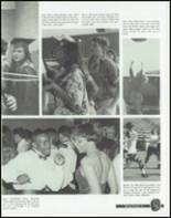 1992 Union High School Yearbook Page 36 & 37
