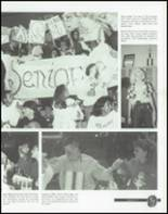 1992 Union High School Yearbook Page 76 & 77