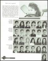 1992 Union High School Yearbook Page 110 & 111