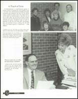 1992 Union High School Yearbook Page 122 & 123