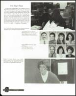 1992 Union High School Yearbook Page 128 & 129