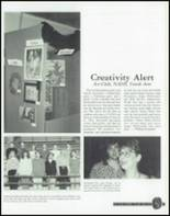1992 Union High School Yearbook Page 166 & 167