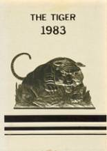 1983 Yearbook Mitchell High School
