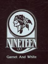 1990 Yearbook Henderson High School