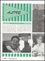 1992 Clyde High School Yearbook Page 28 & 29