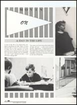 1992 Clyde High School Yearbook Page 30 & 31