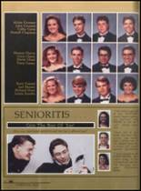 1992 Clyde High School Yearbook Page 38 & 39