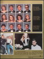 1992 Clyde High School Yearbook Page 40 & 41