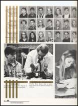 1992 Clyde High School Yearbook Page 50 & 51