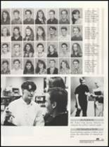 1992 Clyde High School Yearbook Page 52 & 53