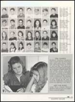 1992 Clyde High School Yearbook Page 56 & 57