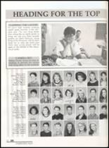 1992 Clyde High School Yearbook Page 60 & 61
