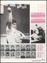 1992 Clyde High School Yearbook Page 72 & 73