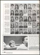 1992 Clyde High School Yearbook Page 74 & 75